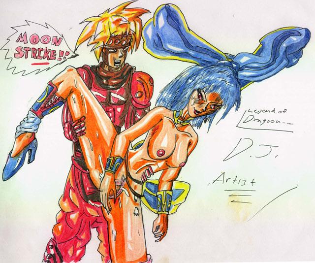 dragoon theme of boss legend Shigokare: ecchi na joshi daisei to doki x2 love lesson!!