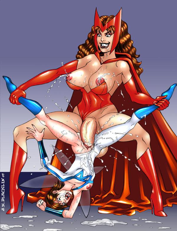 elizabeth scarlet porn olsen witch The seven deadly sins diane nude