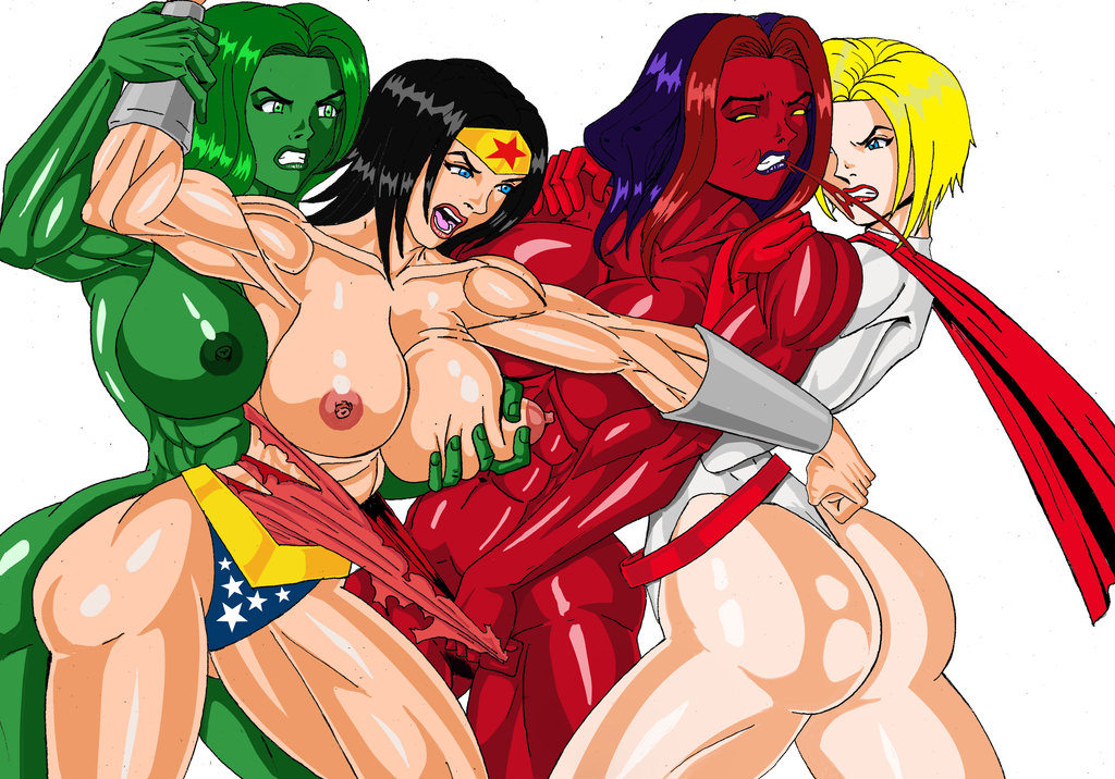 red hulk vs she hulk Scp 939 vs scp 682