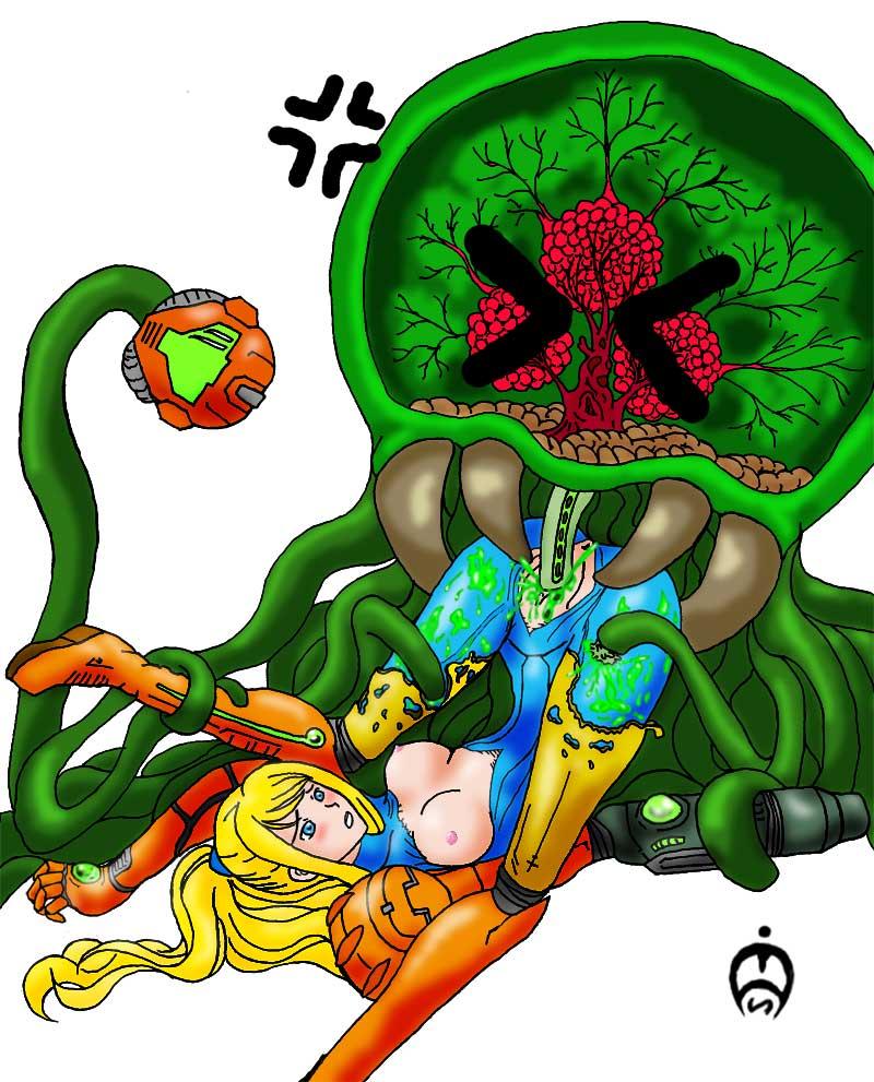 expansion breast suit zero samus Dragon maid lucoa