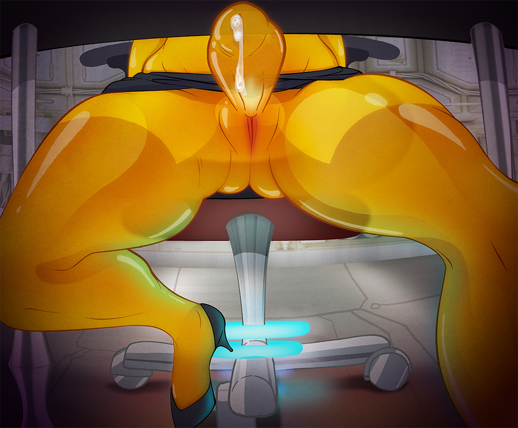 in tainted trials erika space Joshiochi!: 2-kai kara
