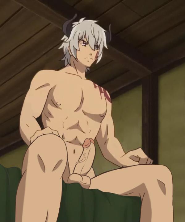 uncensored not summon how lord demon to a Shiro (deadman wonderland)