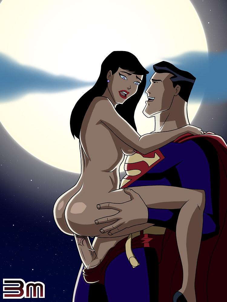 superman animated series volcana the Poke-con con-quest