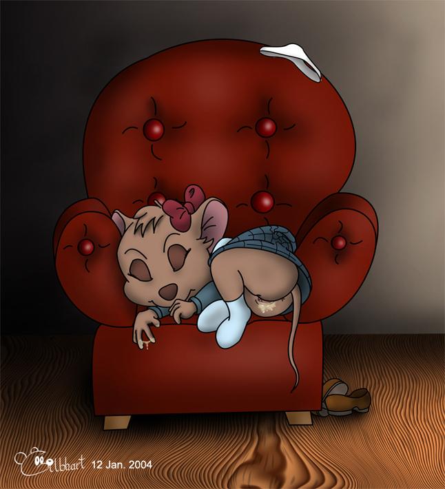 mouse kitty detective miss great 3ping lovers ippu nisai no sekai e youkoso
