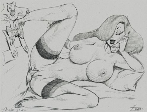 nudity roger who killed rabbit The adventure zone
