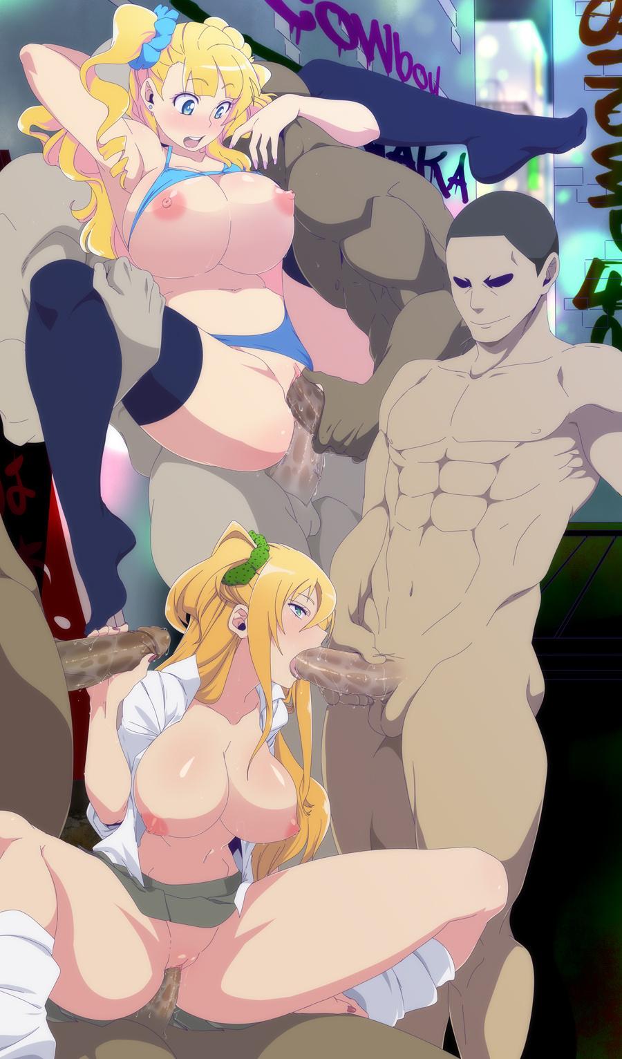tell please galko-chan nikuko me Alien vs predator specimen 6