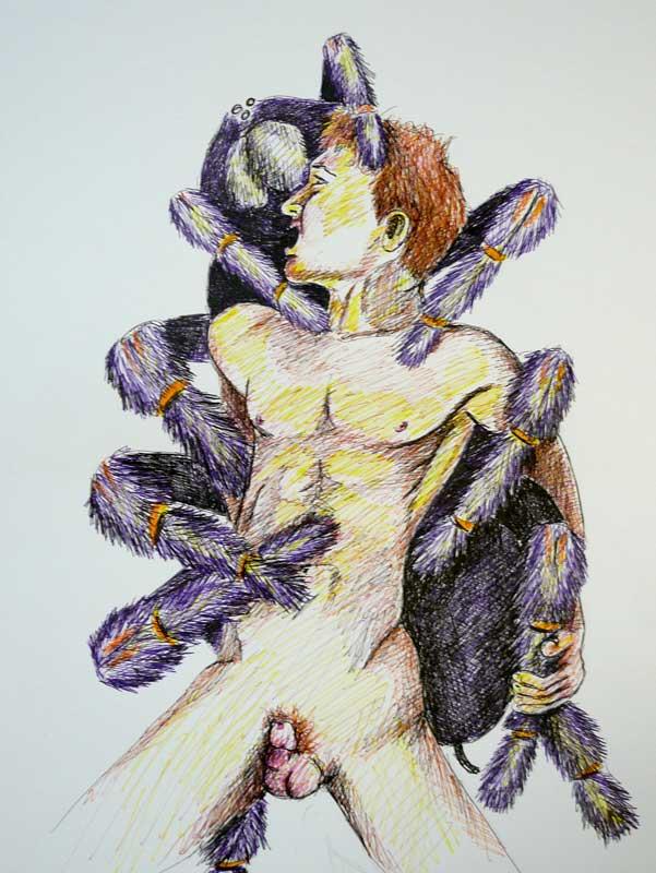 fleur nude and harry potter X-men evolution x-23