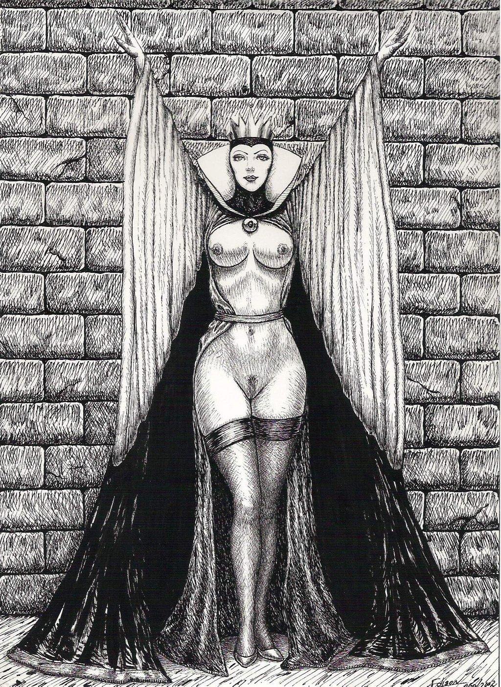 queen wildlands recon the beauty ghost Aneki my sweet elder sister