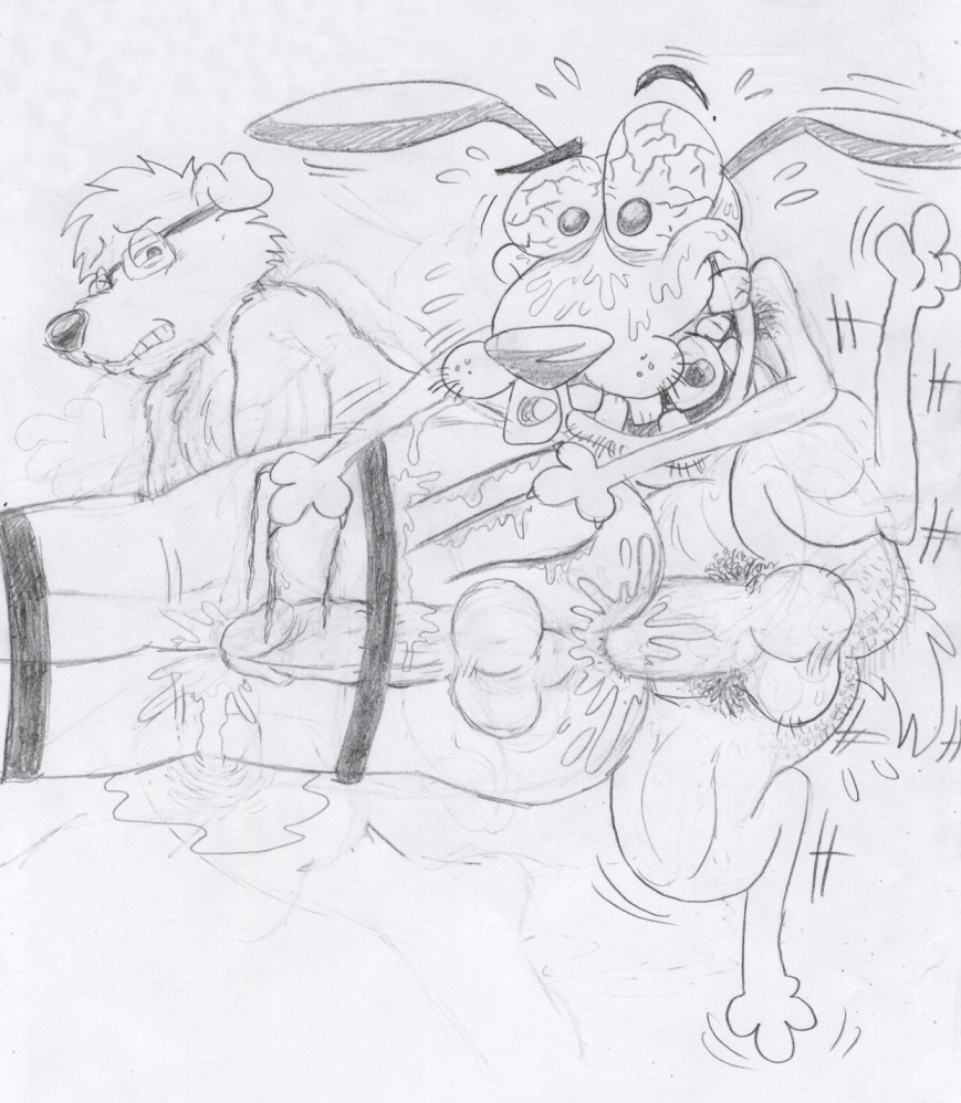 the courage rabbit dog cowardly Star vs the forces of evil rhombulus