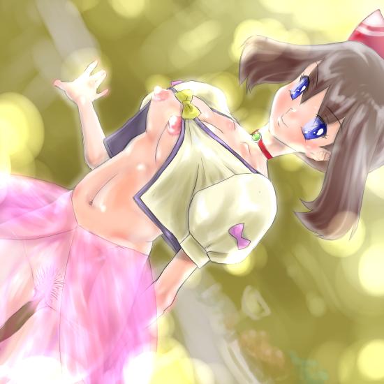 and pokemon moon sun animated sprites Jashin-chan dropkick pekora