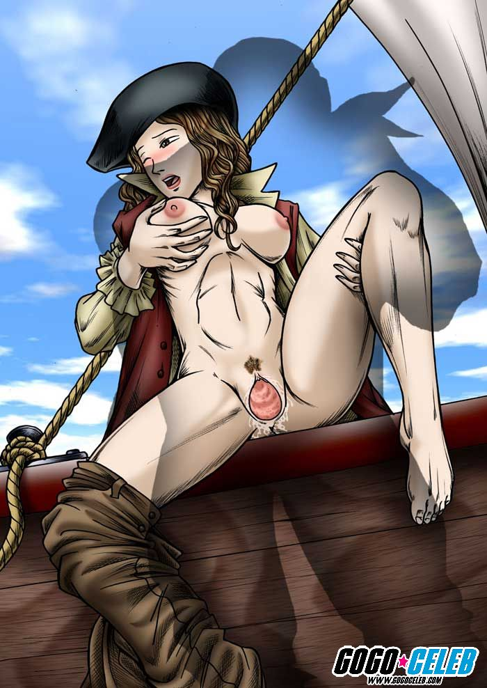 caribbean bosun pirates the of Kuroinu: kedakaki seijo wa