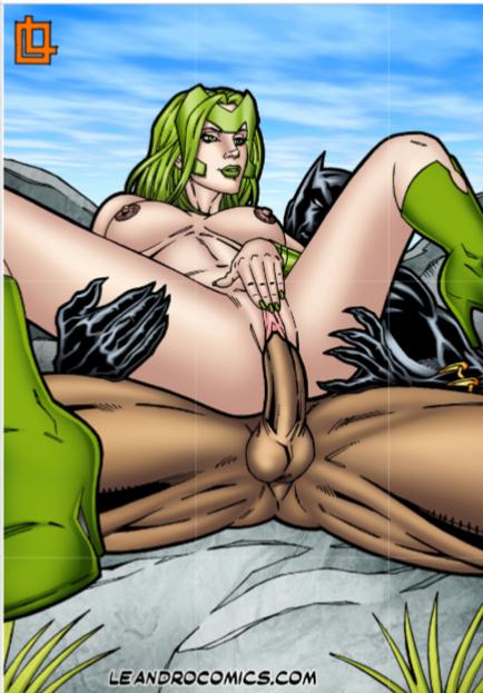 x-eros #34 comic Water nymph d&d