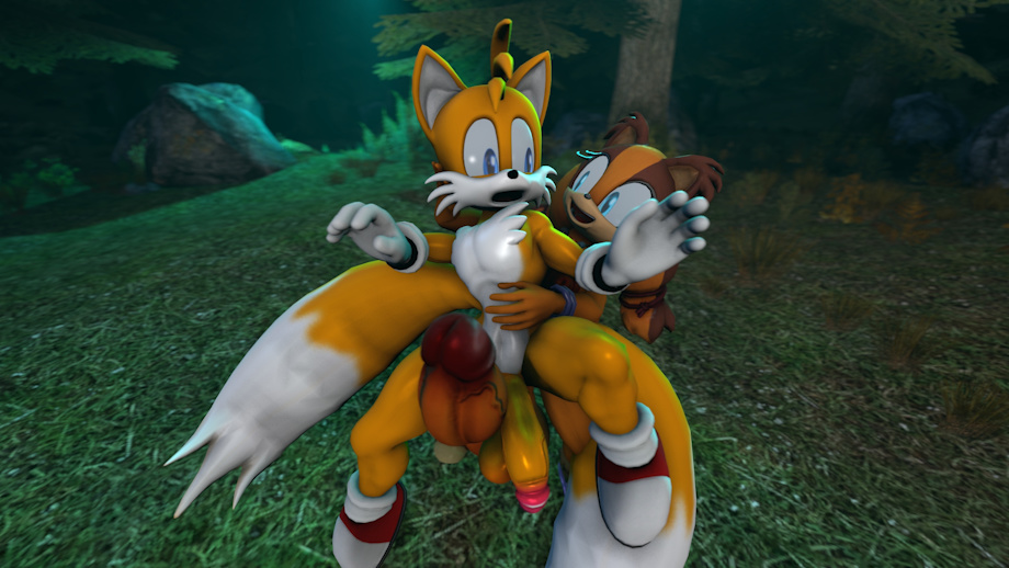the sticks badger is old how Amy the hedgehog