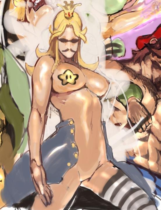 princess motorcycle peach kart mario Resident evil 6 ada wong nude
