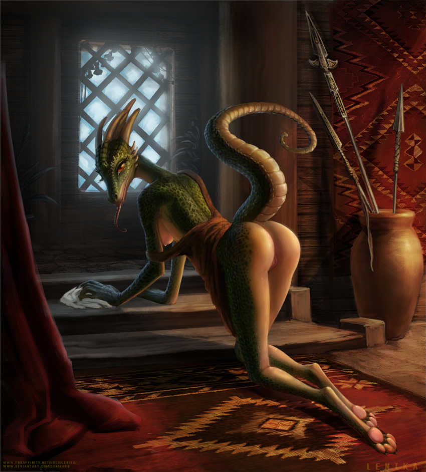skyrim the locations argonian maid lusty Witch hay lin and eric