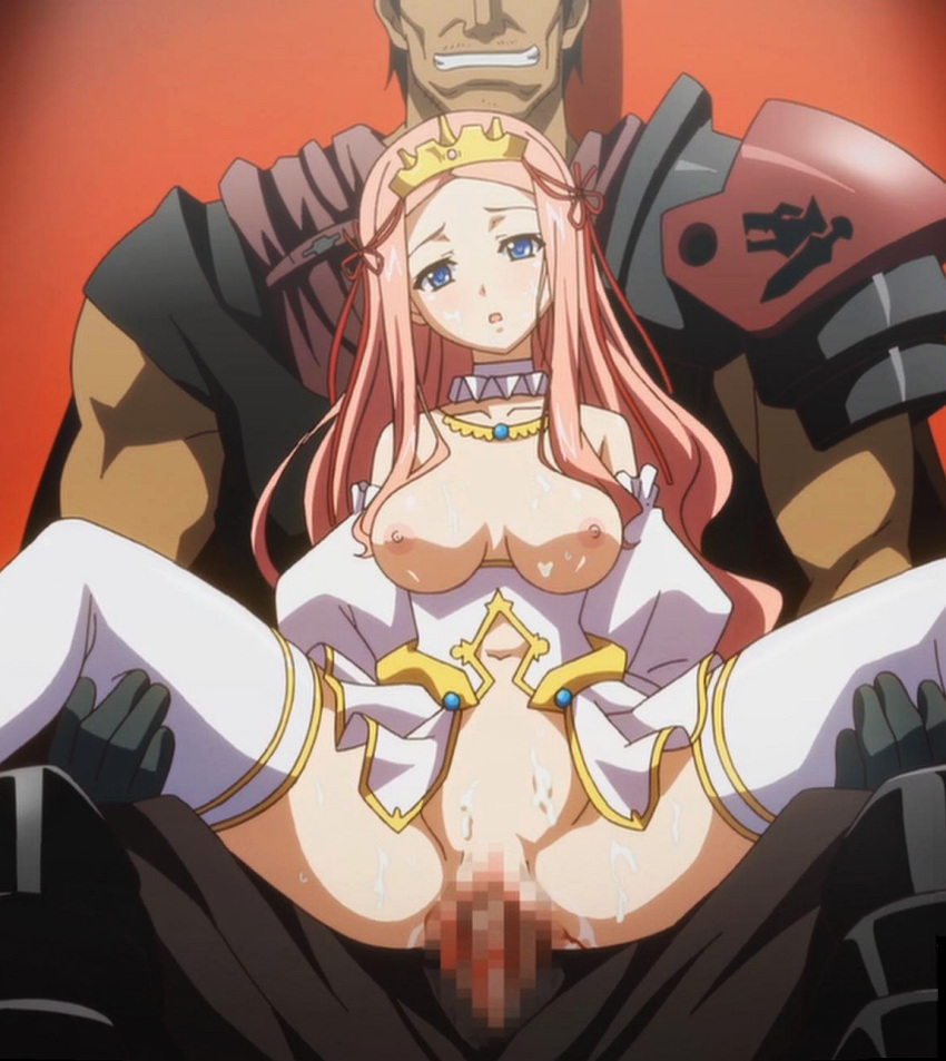 ni episode wa 6 seijo somaru hakudaku kuroinu kedakaki Darling in the franxx butt