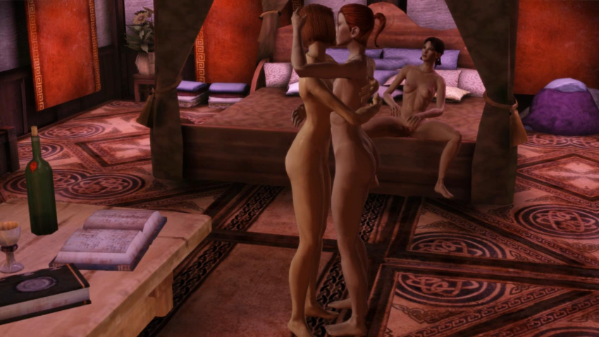 belt age origins chastity dragon Gahkthun of the golden lightning nude