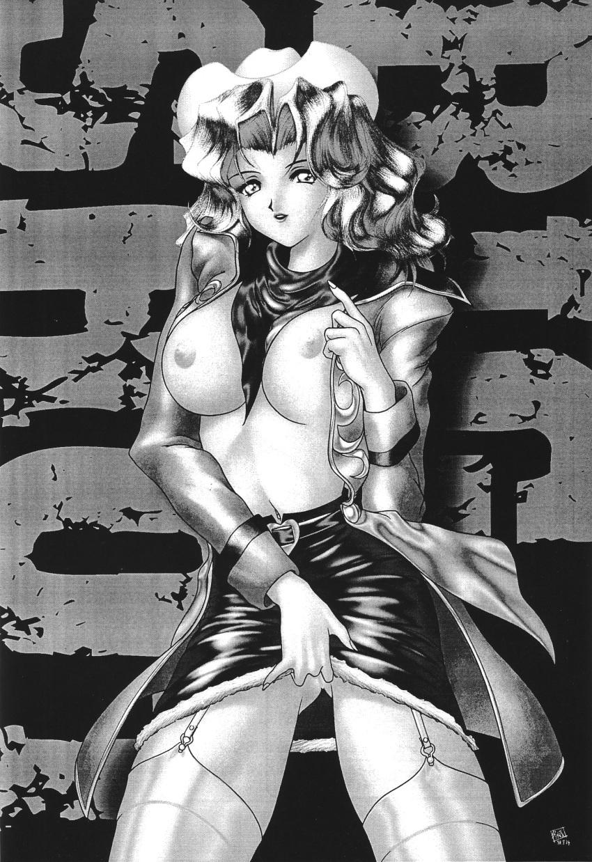 bebop valentine faye cowboy nude Monster musume no iru nichijou characters
