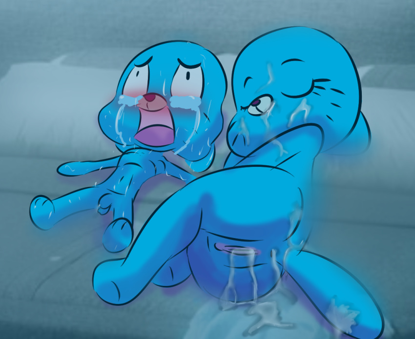 form of in gumball amazing world human of pictures Trials in tainted space throbb