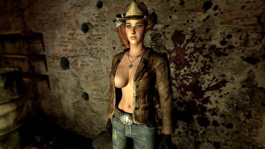 fallout nude vegas new cass Ogin requiem from the darkness