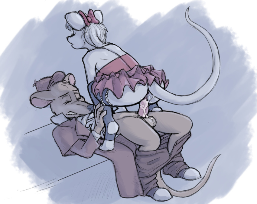 great mouse kitty miss detective Panty and stocking with garterbelt demons