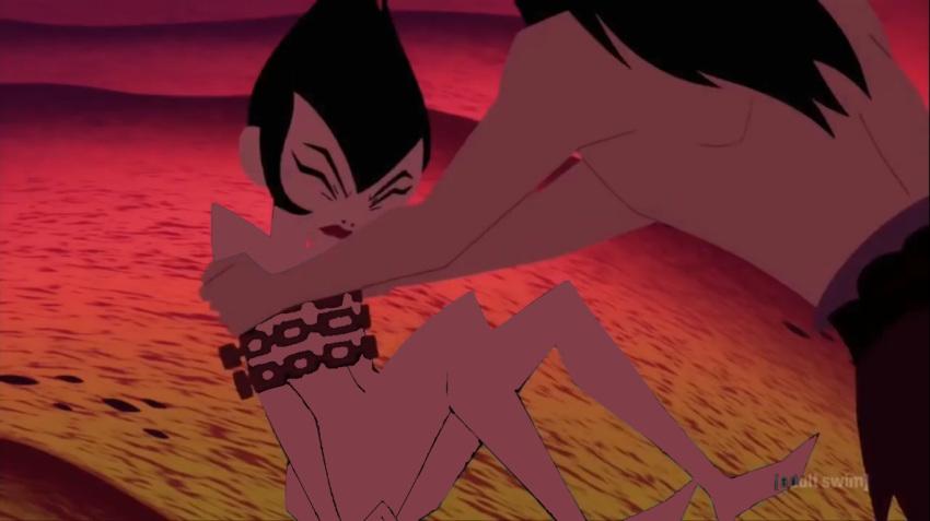 ashi jack samurai Dragon quest xi nude mod