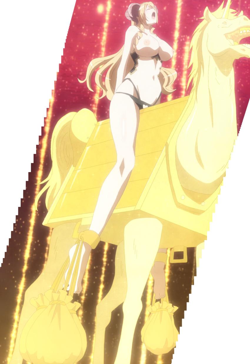 no sin: nanatsu taizai nude Legend of queen opala 2