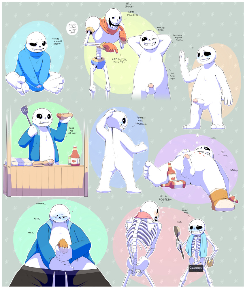 papyrus x sans frisk x Heaven's lost property ikaros nude