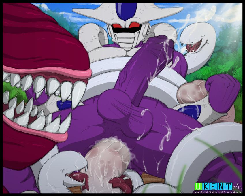 dragon ball animated gifs z Lara croft and sam nishimura