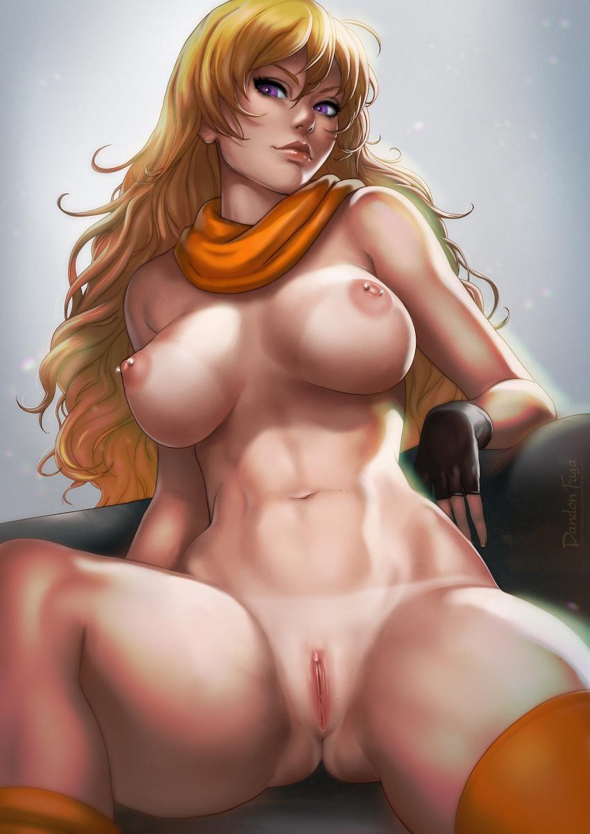 yang long nude rwby xiao Oide_yo!_mizuryuu-kei_land