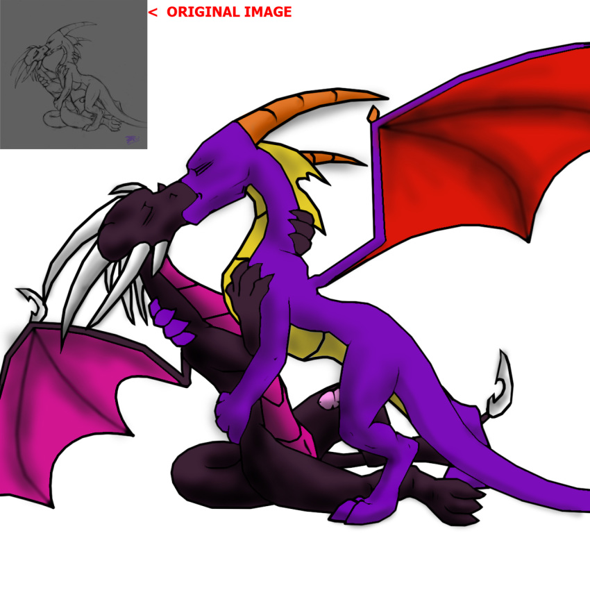 spyro and human cynder fanfic Kitty n bust a groove