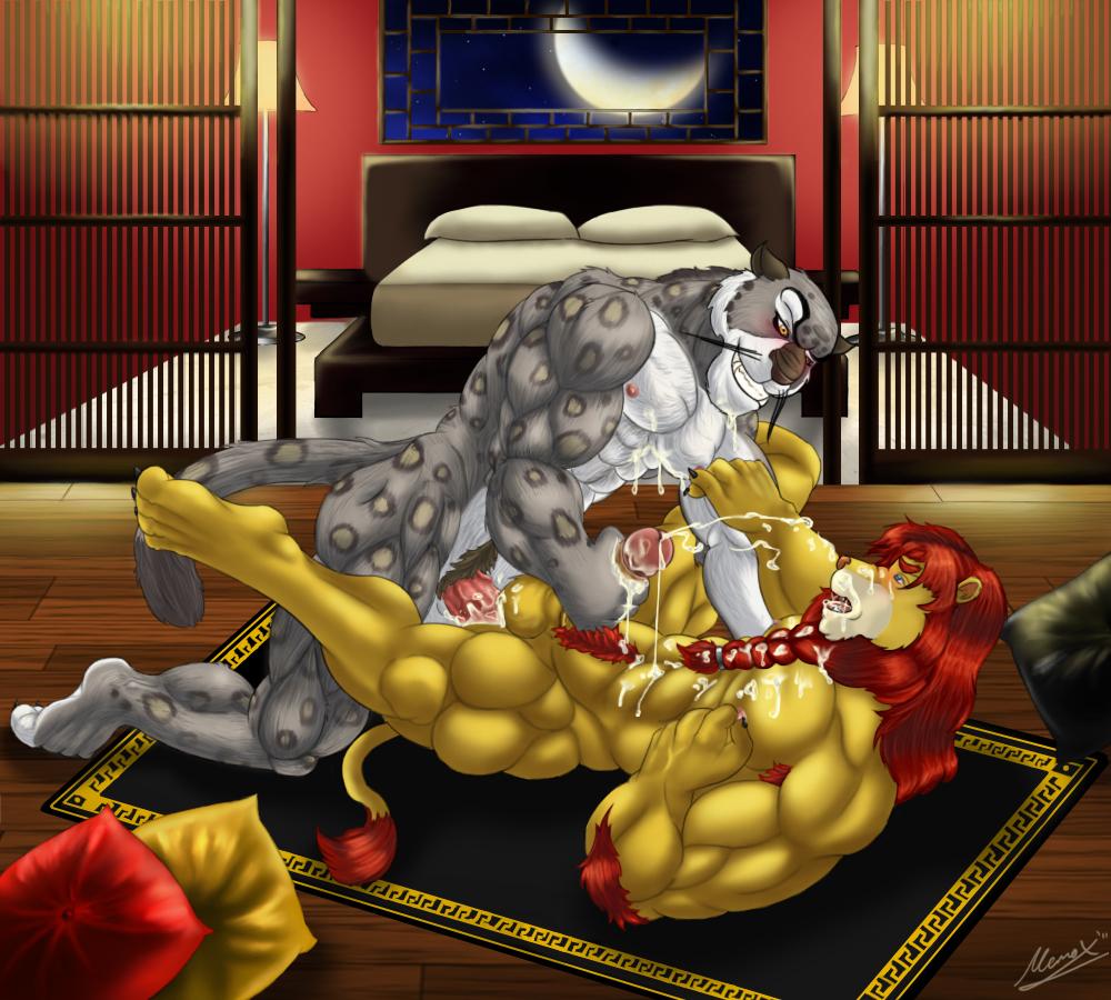tigress kung porn panda fu Highschool of the dead kyoko